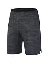 Pantaloni da yoga Pantaloncini /Cosciali Pantalone/Sovrapantaloni Traspirante Asciugatura rapida Comodo NaturaleElastico Elevata