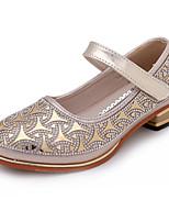 -Девочки-Для прогулок Для праздника Повседневный Для вечеринки / ужина-Полиуретан-На плоской подошве-Удобная обувь Оригинальная обувь