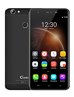 Gretel A6 5.5 inch Android 6.0 4G Smartphone (Dual SIM Quad Core 13 MP 2GB 16 GB Black Gold)