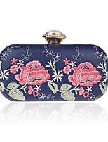 L.west Women cheongsam retro evening bag