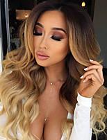 Ombre t1b / 30 бразильских виргинских волос кружева парики тела волны кружева передних человеческих волос парики девственные волосы парик