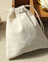 25 Piece/Set Favor Holder-Cuboid Cotton Favor Bags Non-personalised