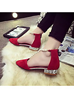 Women's Sandals Spring Comfort PU Casual