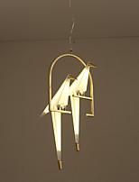 Подвесные лампы ,  Современный Электропокрытие Особенность for Мини ПВХ Гостиная Спальня Кабинет/Офис Детская Игровая