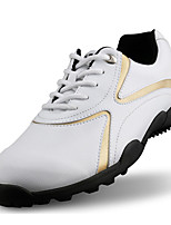 Sneakers Hiking Shoes Golf Shoes Men's Cushioning Wearproof Breathable Wearable Outdoor Low-Top Rubber Climbing Hiking Leisure Sports