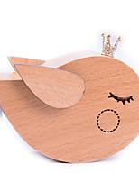 Music Box Square Leisure Hobby Wood Children's Girls´