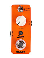 Mooer Ninety Orange Phaser Guitar Effect Pedal Full Circuit/Warm/Deep/Rich Phasing Analog Tone Full Metal Shell True Bypass