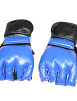 Боксерские перчатки для Спорт в свободное время Бокс Боевоеискусство Фитнес Без пальцевУдаропрочность Износостойкий Эластичность