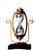 Recurrent Hourglass Timer 30 Minutes Creative Decoration Home Ornaments Ornaments Books Desktop Crafts Gifts