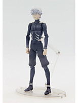 Anime Action Figures Inspired by Tokyo Ghoul Ken Kaneki PVC 16 CM Model Toys Doll Toy 1pc