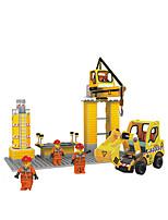 Quebra-cabeças Quebra-Cabeças 3D Blocos de construção Brinquedos Faça Você Mesmo Madeira Modelo e Blocos de Construção
