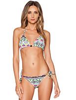 Muairen® Women'S The New Straps Sexy Fashion Printed Stripe Bikini