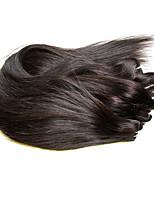 Бразильский Реми волос Пряди натуральных волос Реми Прямые Натуральные волосы Реми