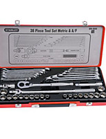 STANLEY Tool Set 38 Piece Set Comprehensive