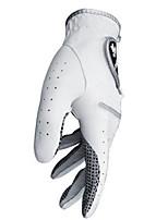 Кусок мужских перчаток для гольфа из овчины