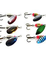 1 pcs Metal Bait Fishing Lures Metal Bait phantom g/Ounce,40 mm/1-5/8