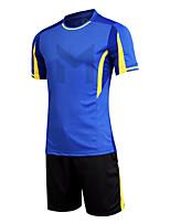 Men's Soccer Tracksuit Comfortable Summer Classic Polyester Football/Soccer