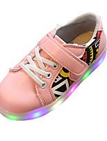 -Девочки-Для прогулок-Полиуретан-На плоской подошве-Удобная обувь-Спортивная обувь