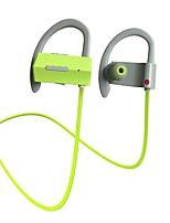Soyto bh-05 bluetooth 4.1 øretelefoner vandtæt sport genopkald stereo studio musik trådløse hovedtelefoner med mikrofon til telefon