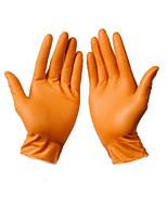 Emas одноразовые нитриловые перчатки (extra thick) large / 1 box