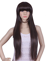 Natural Straight Wigs For Women Cheap Hair Wig Perucas Perruque Synthetic Women Pelucas Sinteticas Hair Style