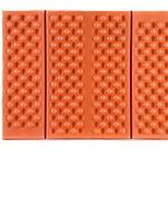 Moistureproof/Moisture Permeability Foldable Camping Pad Orange Camping Traveling