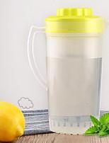 2Pcs 2200ml High-capacity Household Juice Pot Teapot
