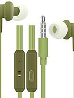 M500 auriculares y auriculares inteligentes 3.5mm para Android millet teléfono móvil