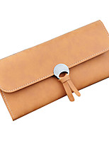 Women PU Polyester Formal Casual Outdoor Office & Career Shopping Wallet All Seasons
