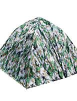 3-4 человека Световой тент Двойная Складной тент Однокомнатная Палатка 2000-3000 мм Оксфорд Стекловолокно Водонепроницаемость Компактность