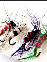 1 pcs Autres leurres de pêche Kits de leurre Violet g/Once,30 mm/1-1/4