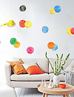 Shapes Wall Stickers Plane Wall Stickers Decorative Wall StickersVinyl Material Home Decoration Wall Decal 27pcs per Set