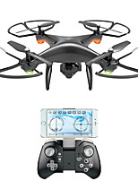 NEW Drone With 2.0MP HD Camera RC Quadcopter WiFi FPV Hover One Key To Auto-Return Auto-Takeoff Failsafe Headless Mode 4CH 6 Axis 2.4G X5SW X5HW