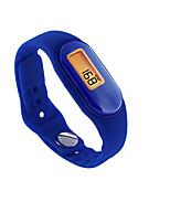 Pulseira Inteligente Pedômetros Sensor de Frequência Cardíaca
