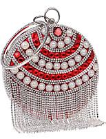 L.WEST Woman's South Korea's handmade flowers female bag luxury banquet dinner hand bag bag