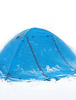 LYTOP/飞拓 3-4 personnes Abri et Toile Double Tente automatique Une pièce Deux pièces Trois pièces Tente de camping Aluminium OxfordEtanche