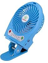 USB зарядки мини-вентилятор, автомобиль офис мини-вентилятор зажим, ручной вентилятор 5V