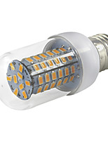 4.5W E27 LED Globe Bulbs 69 SMD5730 420Lm Warm/Cool White AC 85-265V Bombillas Lighting (1 Piece)