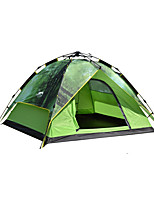 3-4 persons Tent Double Automatic Tent One Room Camping Tent 2000-3000 mm Oxford Waterproof-Camping