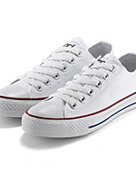Women's Sneakers Spring Comfort Canvas Casual Blue Red Black White