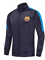 Unisex Soccer Tops Breathable Wearable Comfortable Spring Fall/Autumn Winter Solid Football/Soccer