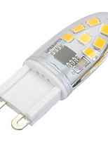 G9 LED à Double Broches T 14 SMD 2835 200-300 lm Blanc Chaud Blanc Froid Gradable AC 100-240 V 1 pièce