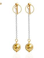 Drop Earrings Earrings Set Earrings Jewelry Basic Cute Style Euramerican Handmade Fashion Personalized Simple Style British Chrismas DIY