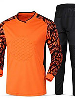 Unisex Soccer Tracksuit Breathable Comfortable Spring Summer Fall/Autumn Winter Solid Polyester Football/Soccer