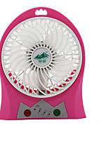 Jidian f-268 fan usb mini chargeur petit ventilateur table de dortoir portative table grand ventilateur muet de vent avec fonction