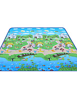 Picnic Pad Heat Insulation Moistureproof/Moisture Permeability Camping Traveling Outdoor Indoor PVC