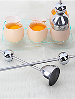 Creative Stainless steel French Metering Ball Stainless steel Egg Open Shell Opener Egg Shell Cut