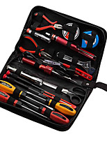 JTECH Electronic Maintenance 19 Pieces 180019 Manual Tool Set