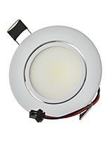 9W LED Downlights Recessed Retrofit 1 COB 820 lm Warm White Cool White Dimmable Decorative AC 220-240 AC 110-130 V 1 pcs