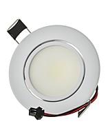 9W 2G11 Downlight de LED Encaixe Embutido 1 COB 820 lm Branco Quente Branco Frio Decorativa V 1 pç